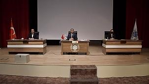 Yılın ilk meclis toplantısı yapıldı