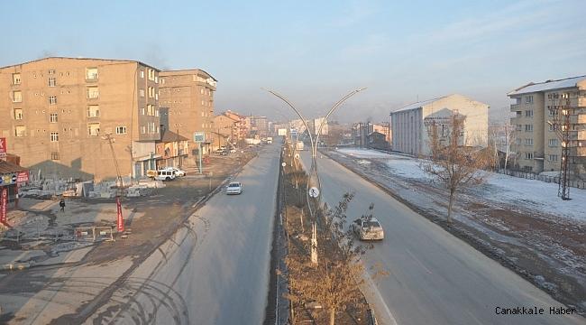 Yüksekova'da 2 günlük sokağa çıkma kısıtlaması sakin geçiyor