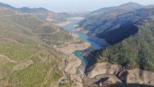 Yuvacık Barajı alarm veriyor, su seviyesi yüzde 14'e düştü