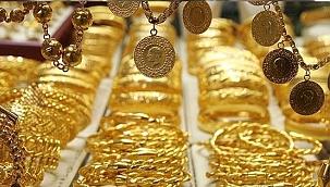 Altın fiyatları hızla düşüşe devam ediyor