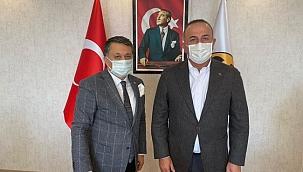 Bakan Çavuşoğlu'ndan KGK'ya tam destek