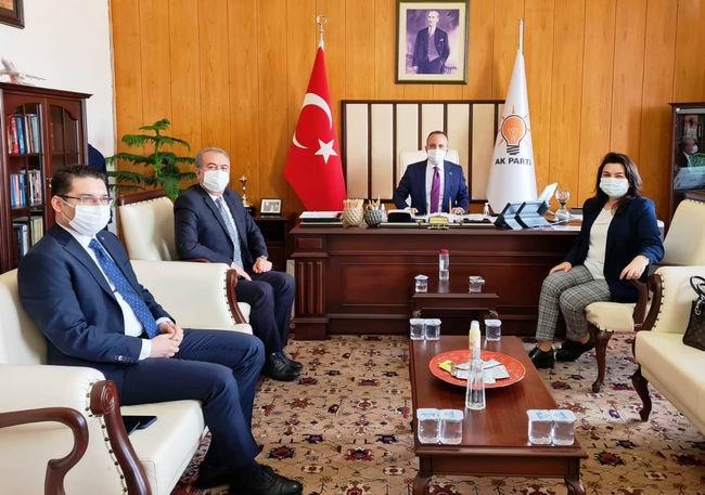 """Bülent Turan: """"GESTAŞ Çanakkale'mizin gururlarından biri"""""""