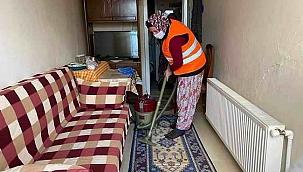 Çan Belediyesi'nden evde temizlik desteği