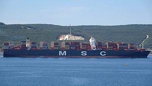 Çanakkale'de ihracat ve ithalat azaldı