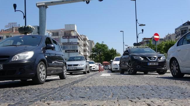 Çanakkale'de Ocak ayı trafiğe kayıtlı araç sayısı belli oldu