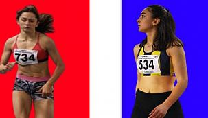 Çanakkale'den atletizmde Türkiye dördüncülüğü