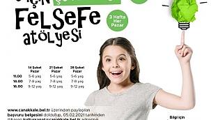 Çocuklar için çevrimiçi felsefe atölyesi