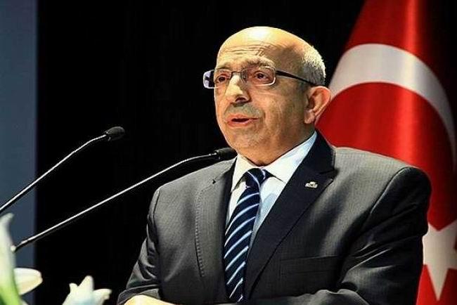 ÇOMÜ Rektörü Prof. Dr. Sedat Murat'tan kandil mesajı