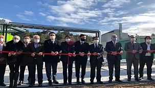 Çöp Deponi Alanı Enerji Üretim Tesisinin açılışı gerçekleştirildi