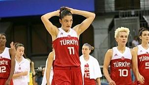 FIBA Kadınlar EuroBasket 2021 Elemeleri'nde büyük başarı
