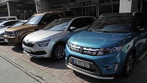 İkinci el otomobil pazarından hareketlilik sinyalleri geldi