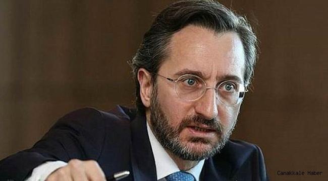 İletişim Başkanı Altun'dan NATO'ya terörle mücadelede dayanışma çağrısı