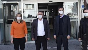 İŞKUR 'işbirliği' ziyaretlerine devam ediyor