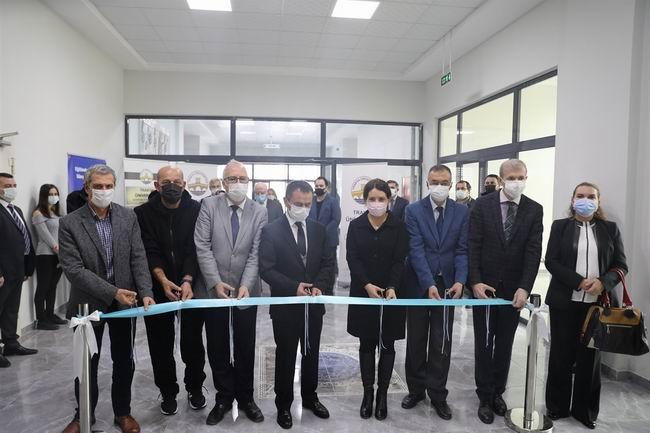 """""""Kabulünün 100. Yılında İstiklal Marşımız ve Mehmet Akif Ersoy"""" sergisi açıldı"""
