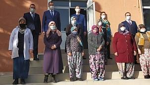 Nevruz Köyü kadınları için kurumlar bir araya geldi