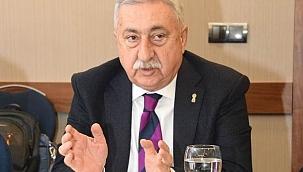 TESK Başkanı Palandöken esnaf için bankalara çağrıda bulundu