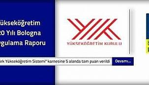 """""""Türkiye'nin karne notu 2018'e göre yükseldi"""""""