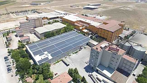 Üretimde yeşil enerji adımı ile doğaya destek