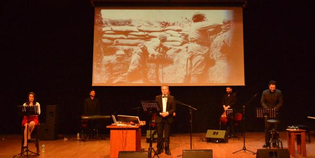 18 Mart özel konseri İÇDAŞ Kongre Merkezinde gerçekleşti