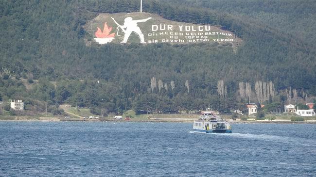 Adalara feribot seferleri yapılamıyor