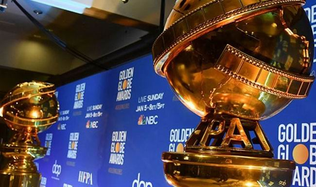 Altın Küre Ödülleri sanal ortamda sahiplerini buldu