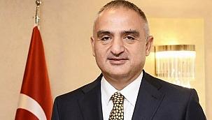 Bakan Ersoy'dan Çanakkale Zaferi mesajı