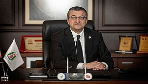 Başkan Öz'ün 8 Mart'a özel mesajı