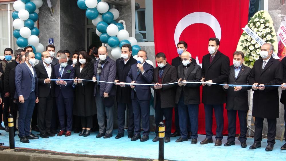 Bülent Turan'dan İstanbul Sözleşmesi açıklaması