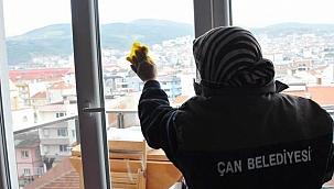 Çan Belediyesi sosyal belediyecilik uygulamalarıyla vatandaşa derman oluyor