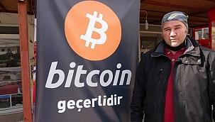 Çanakkale'de bir ilk: Bitcoin ile kumpir satışı yapıyor