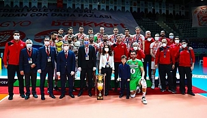 CEV Challenge Kupası finalinde ikincilik