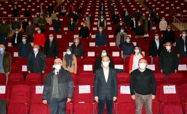 ÇOMÜ'de 'Döner Sermaye Eğitimi' gerçekleşti