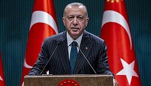 Cumhurbaşkanı Erdoğan'ın 18 Mart mesajı