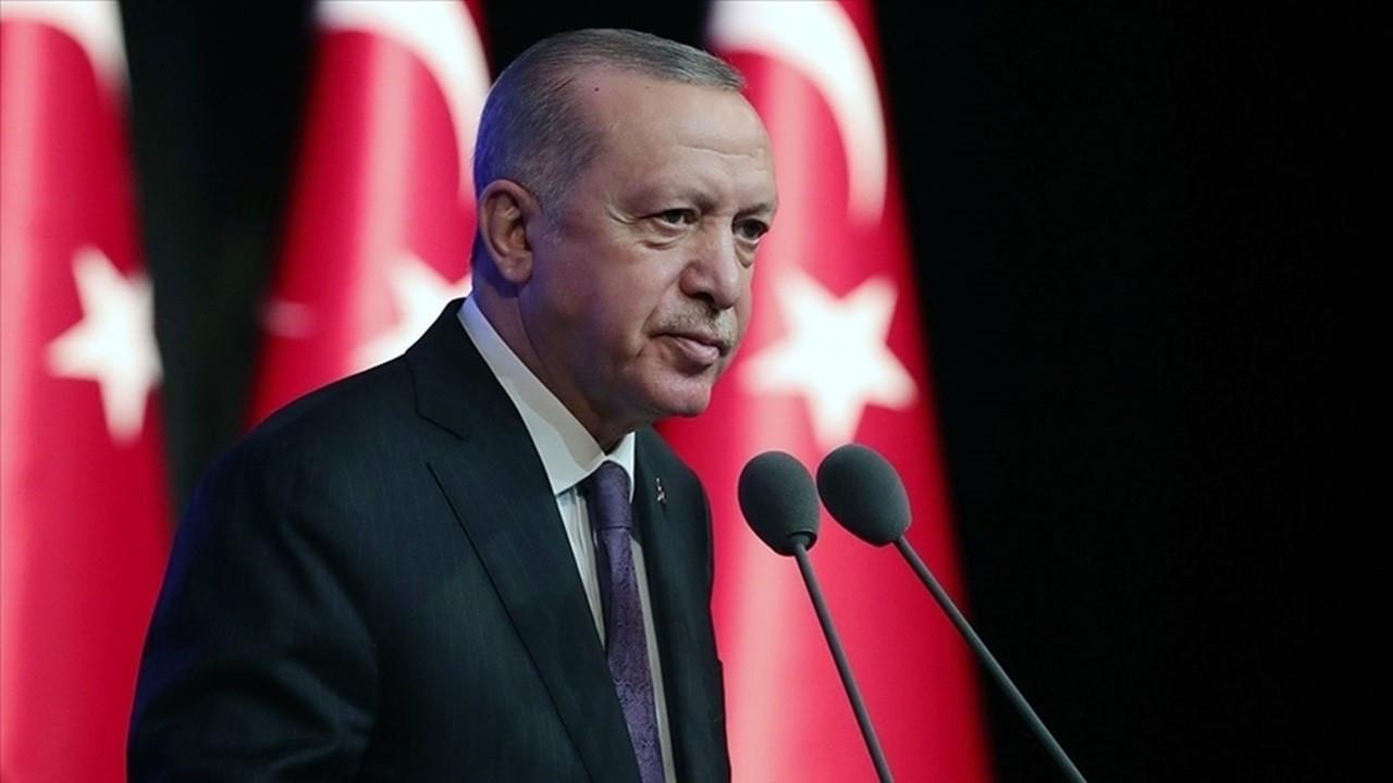 """Cumhurbaşkanı Erdoğan: """"Türkiye, akıllı telefon üreticileri için bölgenin üretim üssü"""""""