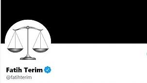 Fatih Terim'den 'adalet' göndermesi