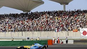 Formula 1 seyircilerine aşı formülü