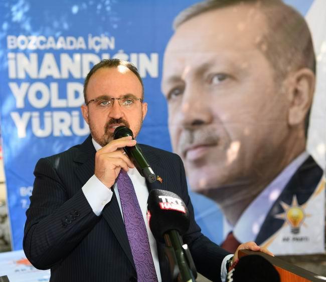Gazi Mecliste Üstad Akif ile Çanakkale rüzgârı esecek