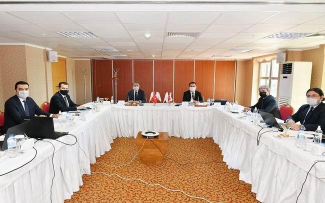 Güney Marmara Kalkınma Ajansı (GMKA) Yönetim Kurulu Edremit'te toplandı