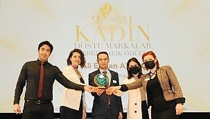 Kadınlar günü'nde kadın dostu marka ödülü Limak Enerji'nin