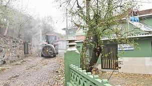 Mallı köyü karantina altına alındı