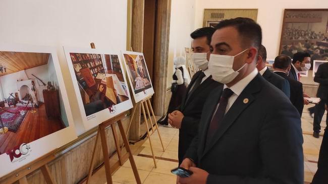 Milli Şair Mehmet Akif Ersoy, Ankara'da anıldı