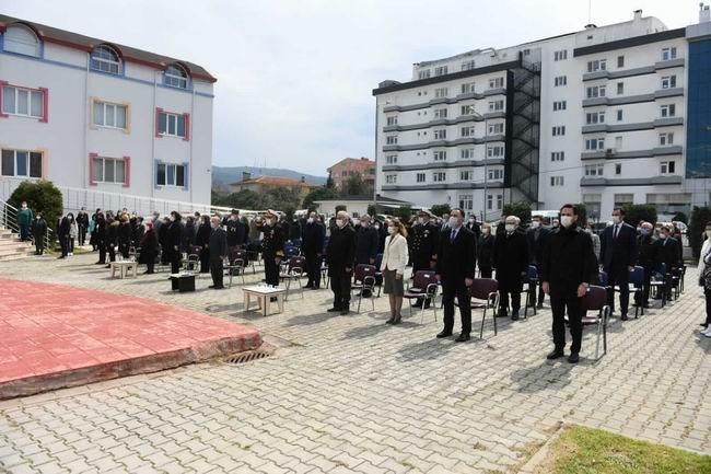 Şehit Tuğgeneral Erdoğan'ın ismi Çanakkale'de yaşayacak