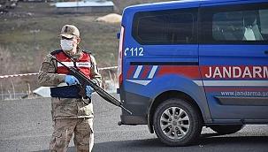 Taban köyünün karantinası 7 gün daha uzatıldı