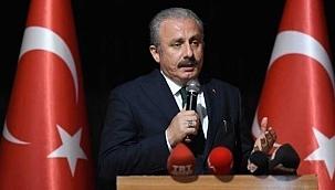 """TBMM Başkanı Şentop: """" Âkif, değil yüz yıl, bin yıl geçse bile unutulamayacak"""""""