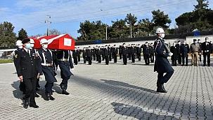 Tekne faciasında hayatını kaybeden Teğmen Musa Bulut için tören düzenlendi