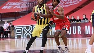 THY Euroleague: Olympiakos 71 - Fenerbahçe 76