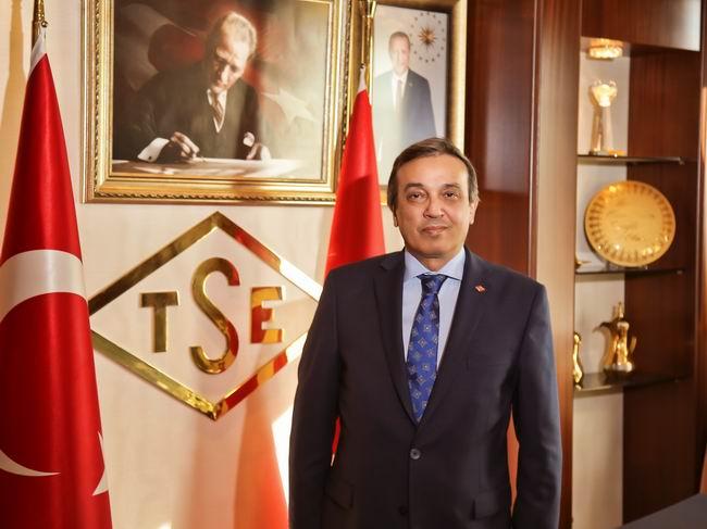 TSE Başkanı Adem Şahin'in 'Tüketiciler Günü' mesajı