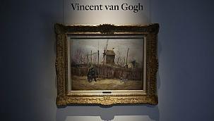 Van Gogh'un eseri 13 milyon 91 bin euroya alıcı buldu