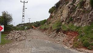 Assos Antik Liman'da kaya ıslahı çalışmaları başladı