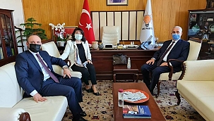 Başkan Kopça'dan vekillere teşekkür